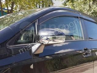 Накладка на зеркало. Toyota Wish, ZGE20, ZGE20G, ZGE20W