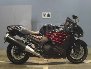 Kawasaki Ninja ZX-14R. 1 441куб. см., исправен, птс, без пробега. Под заказ