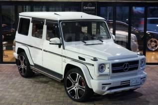 Бампер. Mercedes-Benz G-Class, W463. Под заказ