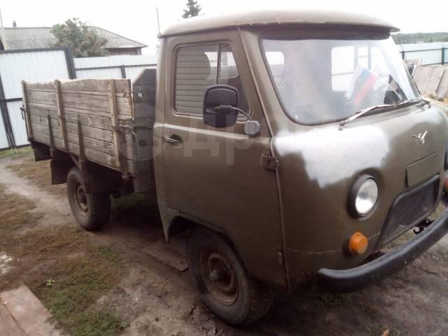 УАЗ 452Д. Продаётся грузовик уаз, 2 200куб. см., 1 000кг., 4x4