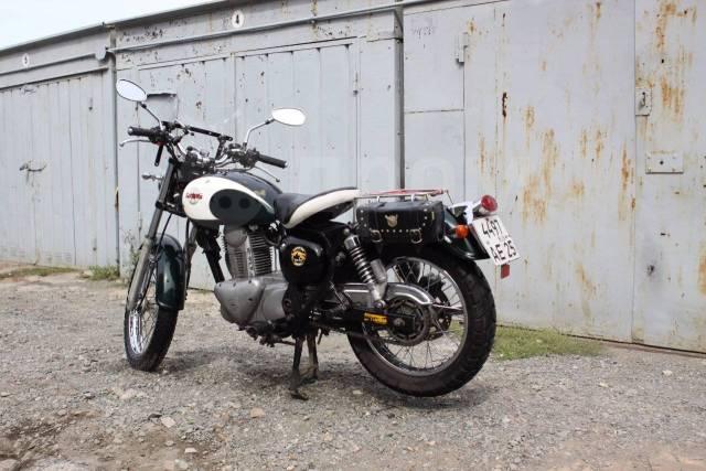 Kawasaki Estrella. 250куб. см., исправен, птс, с пробегом