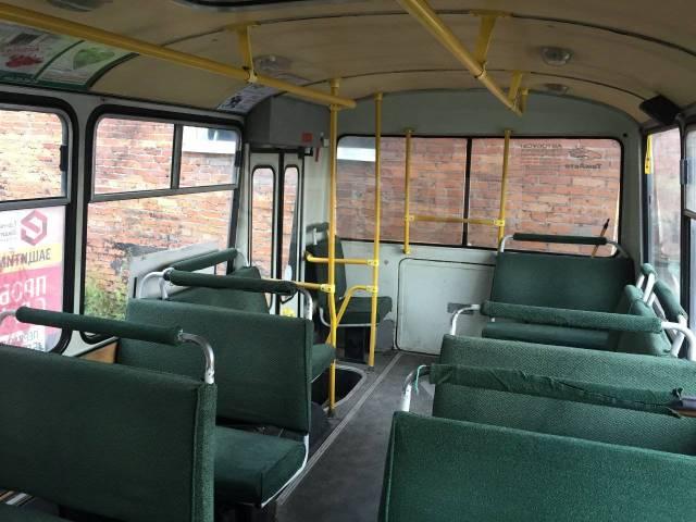 ПАЗ. Прадам автобус , 23 места