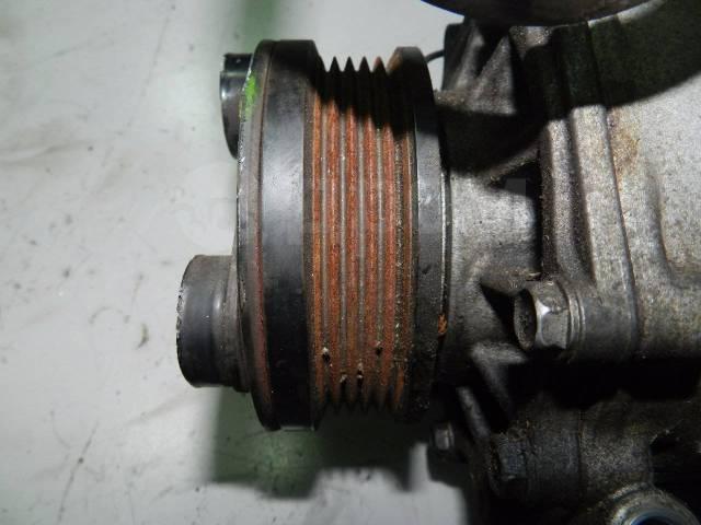 Компрессор кондиционера. Mitsubishi Lancer Двигатели: 4G15, 4G18