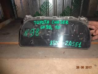 Панель приборов. Toyota Chaser, GX90 Двигатель 1GFE