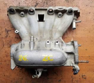 Коллектор впускной. Honda: Ballade, HR-V, Civic, Domani, Civic Ferio Двигатели: B16A6, B18B4, D15Z4, D16Y9, D16A, D16W1, D16W2, D16W5, B16A2, B16A4, B...