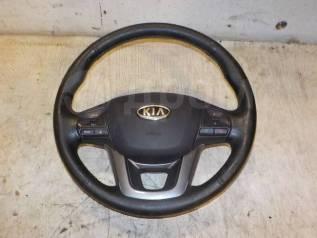 Руль. Kia Rio, QB Двигатели: G4FA, G4FC. Под заказ