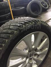 """Оригинальные Диски с резиной Toyota lexus. 7.5x17"""" 5x114.30 ET45 ЦО 60,1мм."""