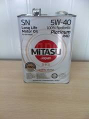 Mitasu. Вязкость 5W-40, синтетическое. Под заказ