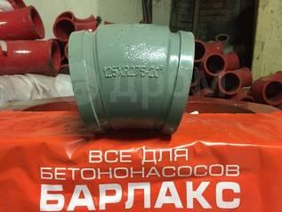 Угол бетоновода DN 125*R275*20. Everdigm KCP