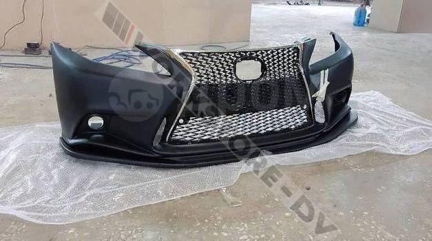 Бампер. Lexus IS250, ALE20, GSE20, GSE21, GSE25 Двигатели: 2ADFHV, 2GRFSE, 4GRFSE