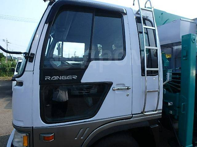 Hino Ranger. Эвакуатор, 7 400куб. см., 4 000кг., 4x2. Под заказ