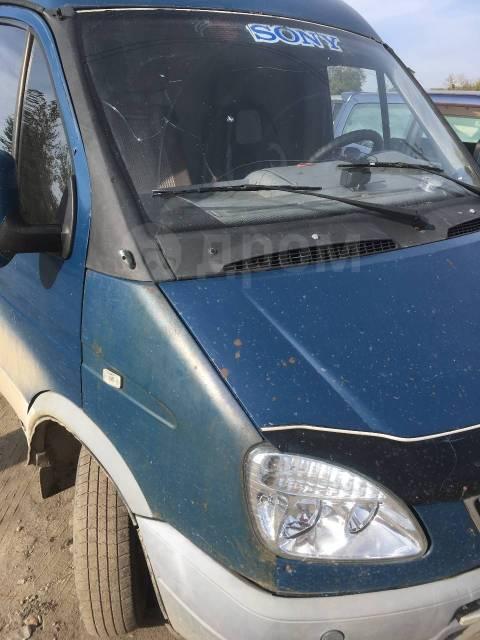 ГАЗ Газель. Продается Газель фургон 2006 год, 2 900куб. см., 1 500кг.