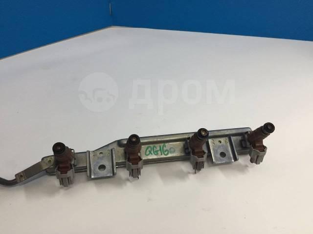 Инжектор. Nissan Almera Classic Nissan Primera Nissan Almera Двигатель QG16DE
