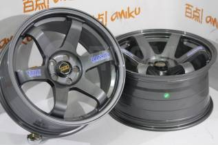 "RAYS VOLK RACING TE37 SL. 8.0/9.0x17"", 5x114.30, ET35/25, ЦО 73,1мм."