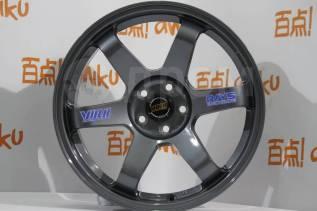 "RAYS VOLK RACING TE37 SL. 8.0x17"", 5x114.30, ET35, ЦО 73,1мм."