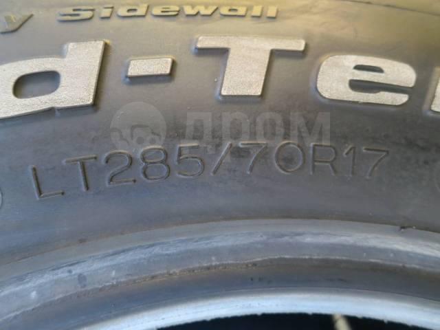 BFGoodrich Mud-Terrain T/A KM2. Грязь MT, 10%, 2 шт