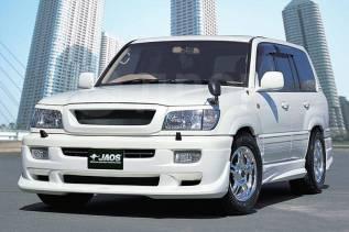 Обвес кузова аэродинамический. Toyota Land Cruiser, FZJ100, HDJ100, HDJ100L, J100, UZJ100, UZJ100L, UZJ100W