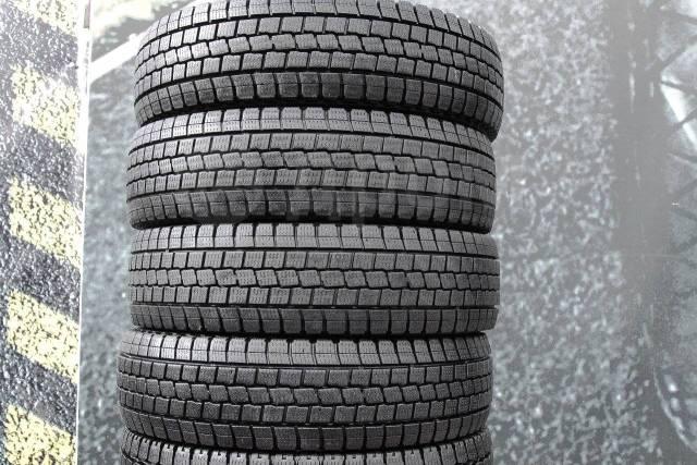 Dunlop DSV-01. Зимние, без шипов, 2008 год, 10%, 4 шт