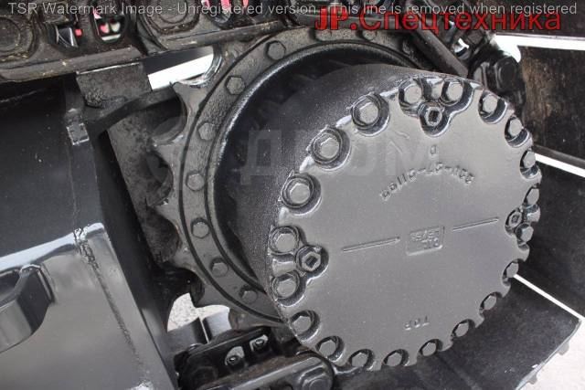 Komatsu PC228US. Экскаватор Вращающаяся стрела на 360 градусов. БП !, 1,20куб. м.