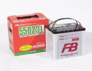 FB Super Nova. 60А.ч., Обратная (левое), производство Япония
