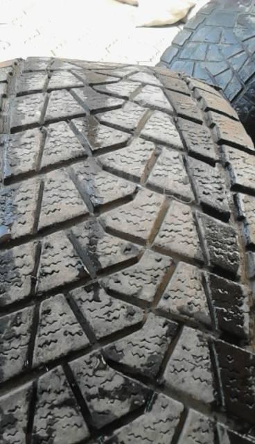 Bridgestone Blizzak DM-Z3. Зимние, 2005 год, 60%, 4 шт