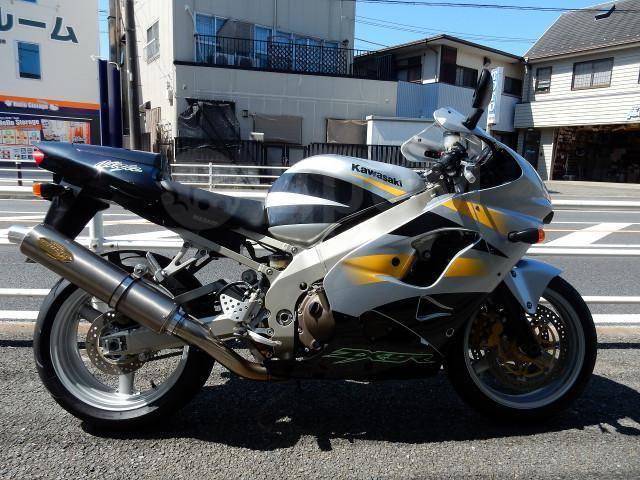 Kawasaki Ninja 9r Kawasaki Ninja Zx 9r 2002 продажа мотоциклов