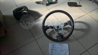 Руль. Toyota Passo, KGC30 Двигатель 1KRFE