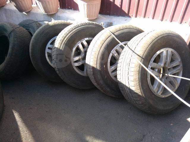 """Колеса. x16"""" 5x150.00"""