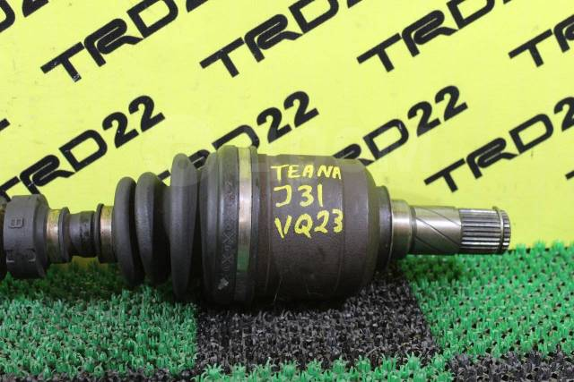Привод, полуось. Nissan Teana, J31 Двигатель VQ23DE