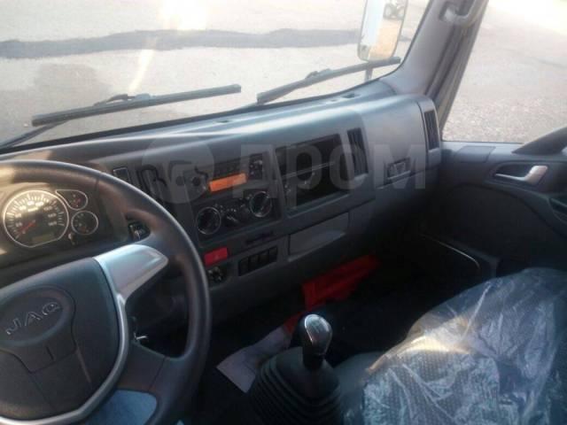 "JAC N56. Изотермический фургон категория ""В"" Аналог Isuzu ELF, HINO., 2 771куб. см., 2 645кг."