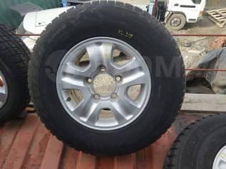 "Диск литой на Toyota Land Cruiser, оригинал, 3 шт. x16"" 5x150.00 ЦО 110,0мм."