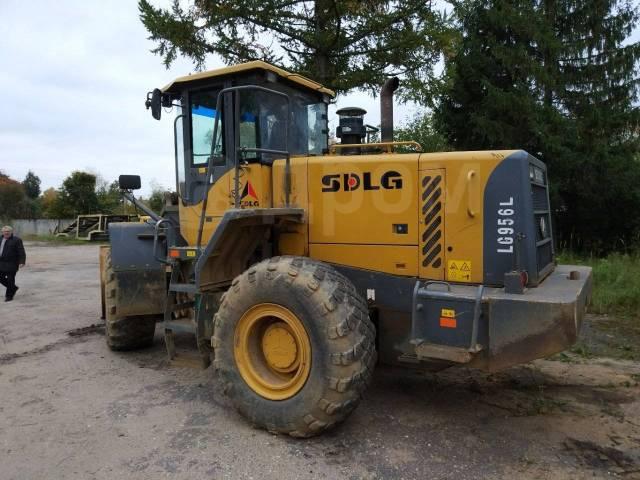 Sdlg LG956L. Фронтальный погрузчик SDLG / Lingong LG956L, 2012 г. в., Дизельный, 3,00куб. м.