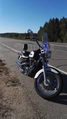 Honda Shadow 1100. 1 100куб. см., исправен, птс, с пробегом