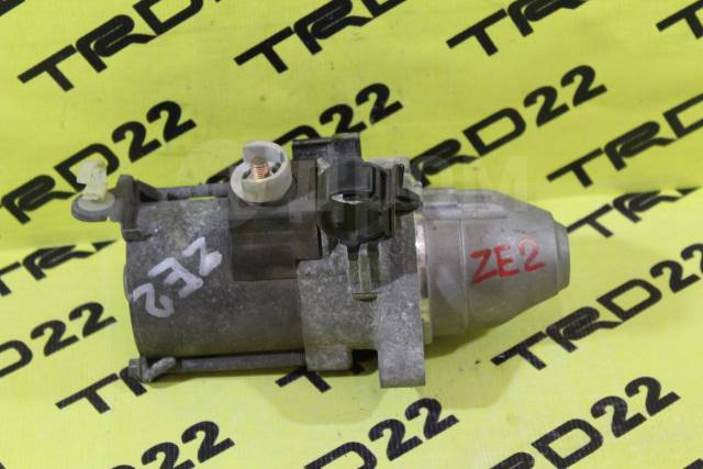 Стартер. Honda Insight, ZE2 Двигатель LDA3