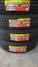 Dunlop DSV-01. Зимние, без шипов, 2013 год, без износа, 2 шт