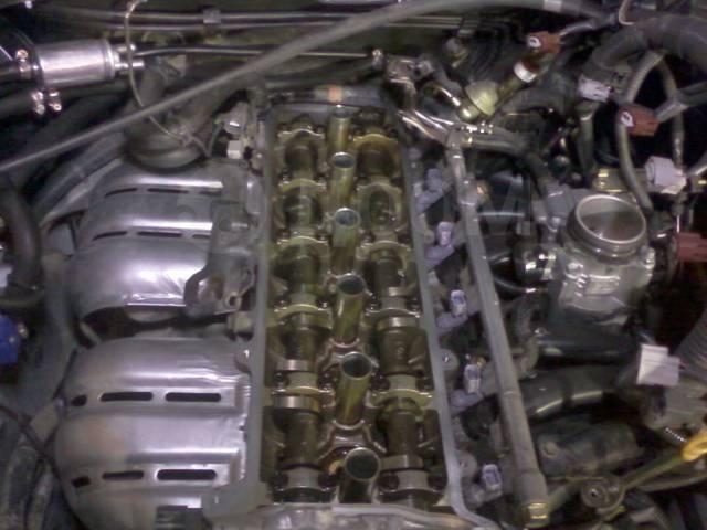Головка блока цилиндров. Toyota: Crown Majesta, Mark II Wagon Blit, Cressida, Crown, Verossa, Soarer, Mark II, Cresta, Altezza, Supra, Chaser Двигател...