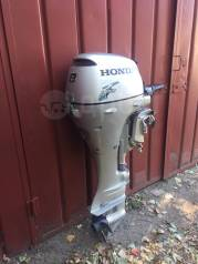Honda. 8,00л.с., 4-тактный, бензиновый, нога L (508 мм), 2006 год год