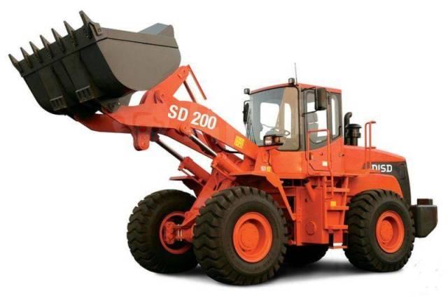 Doosan Disd SD200. Продается фронтальный погрузчик DISD SD200, 3 000кг., Дизельный, 1,90куб. м.