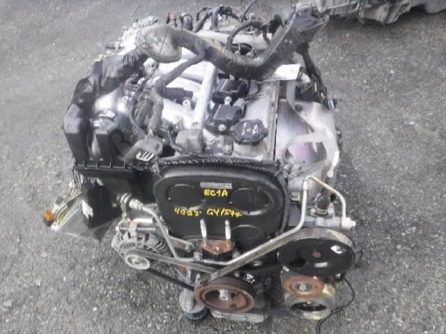 Двигатель MITSUBISHI GALANT