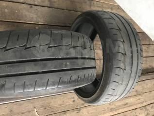 Bridgestone Potenza RE-11. Летние, 2012 год, 100%, 2 шт