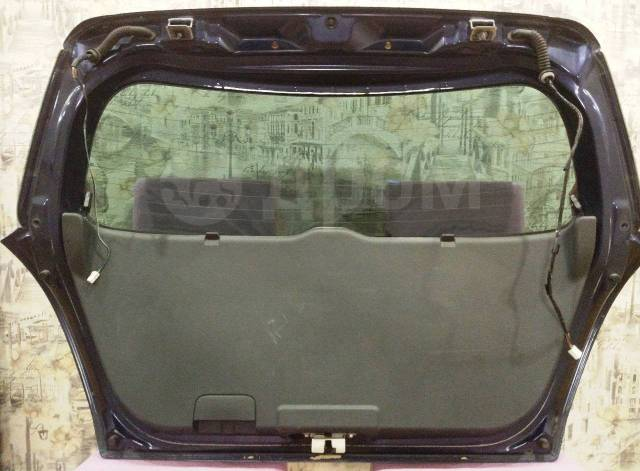 Дверь багажника. Suzuki Swift, ZC, ZC11S, ZC21S, ZC31S, ZC33S, ZC71S, ZD11S, ZD21S