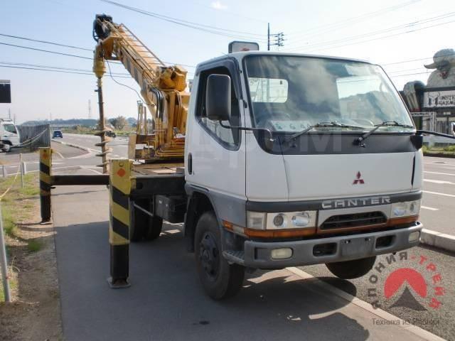 Mitsubishi Fuso Canter. Mitsubishi Cаnter автобуровая(ямобур, бурилка) Aichi D502, 4 600куб. см., 3 000кг. Под заказ