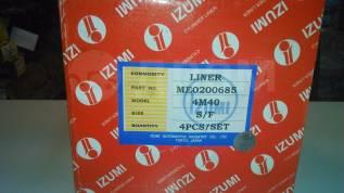Гильза. Mitsubishi: L200, L300, L400, L300 Truck, Nativa, Montero, Montero Sport Двигатель 4D56