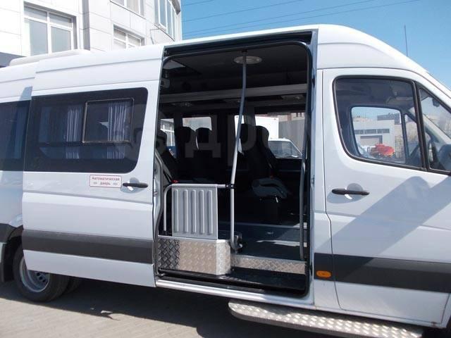 Mercedes-Benz Sprinter 515. Tourist (19+1), 22 места