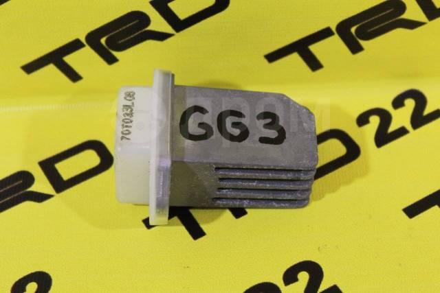 Реостат печки. Subaru R2, RC1, RC2 Subaru Impreza, GD2, GD3, GD9, GDA, GDB, GG2, GG3, GG9, GGA, GGB, GD, GD4, GDC, GDD, GG, GGC, GGD Subaru R1, RJ1, R...
