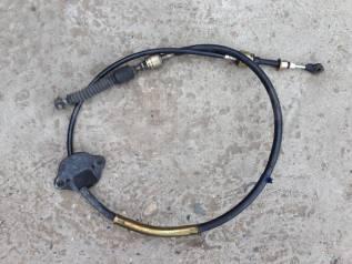 Тросик переключения автомата. Toyota Raum, EXZ10, EXZ15 Двигатель 5EFE