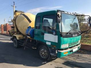 Isuzu Forward. Продам миксер , 8 226 куб. см., 3,00 куб. м.