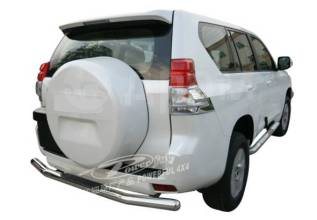Кенгурятники. Toyota Land Cruiser Prado, GDJ150, GDJ150L, GDJ150W, GRJ150, GRJ150L, GRJ150W, KDJ150, KDJ150L, LJ150, TRJ150, TRJ150L, TRJ150W