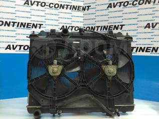 Радиатор охлаждения двигателя. Nissan Serena, TC24 Двигатель QR20DE. Под заказ