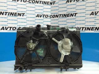 Радиатор охлаждения двигателя. Nissan Primera, WTP12 Двигатель QR20DE. Под заказ
